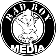 bad boy media iptv service provider logo